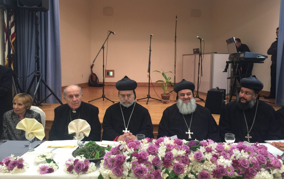 50th Anniversary of Priesthood and Retirement of Very Rev. Father John Khoury in New Jersey