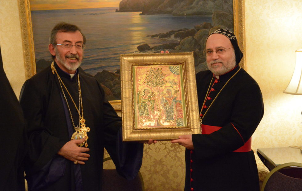 His Eminence Honored by the Armenian Orthodox Archdiocese