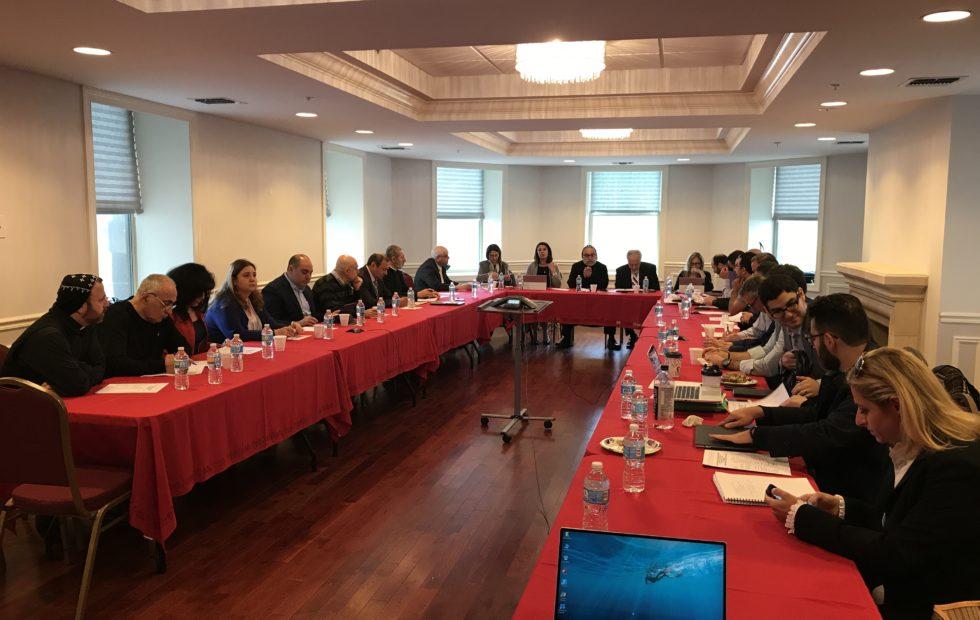 Semi-Annual AEC meeting