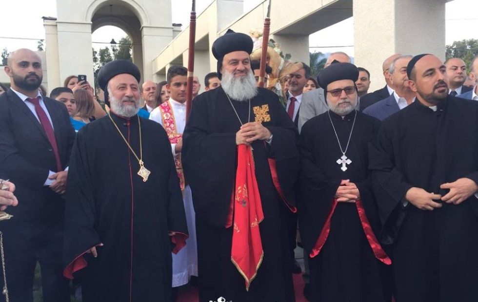His Holiness Patriarch Mor Ignatius Aphrem II Presides Over the 53rd Syriac Convention