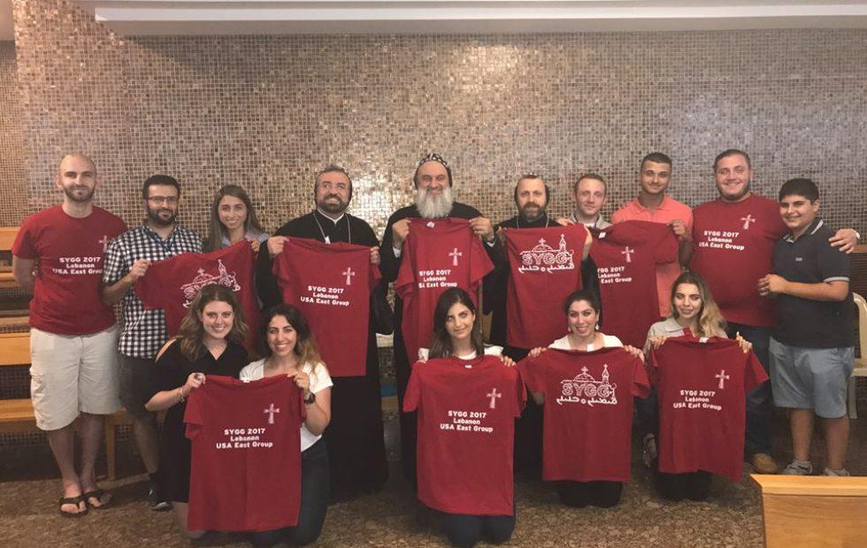 Annual Suryoyo Youth Global Gathering 2017 in Lebanon