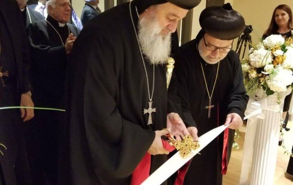 Grand Opening of The Syriac Community Hall in Paramus, New Jersey