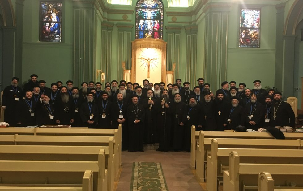 2018 Clergy Seminar at St. Mary's Christian Center in New York