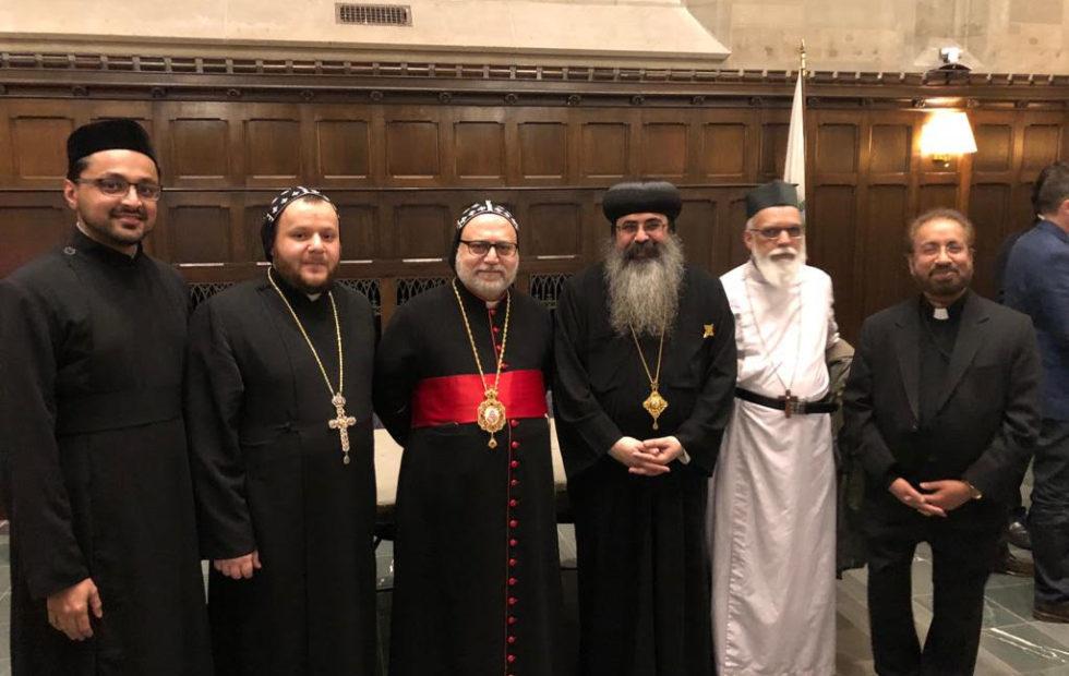 His Eminence Mor Dionysius John Kawak Speaks at Fordham University