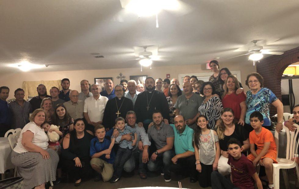 Pastoral Visit to Mor Athanasius Church in Tarpon Springs, FL, and Mor Jacob of Urhoy in Orlando, FL