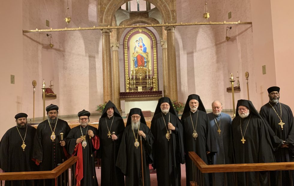 11th Annual Orthodox Prayer Service & Reception for the United Nations Community
