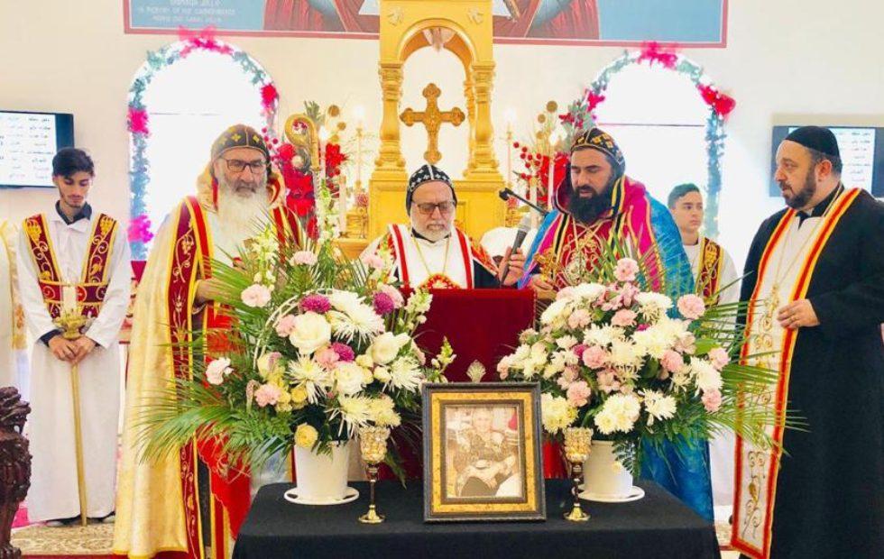 Epiphany Feast at St. Athanasius Church, Florida