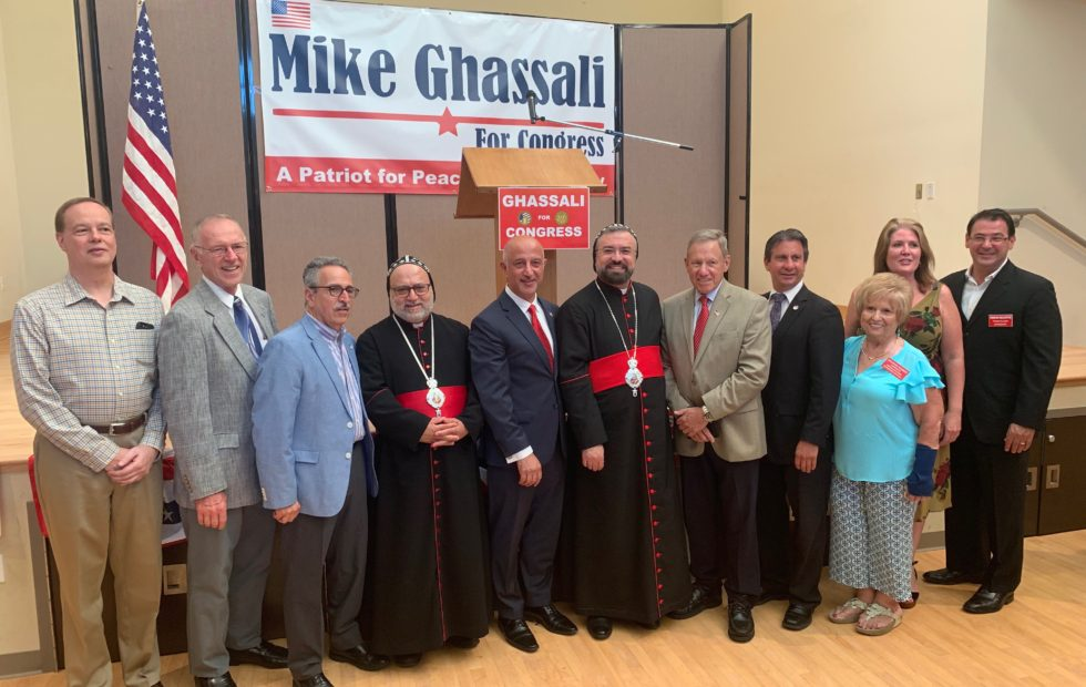 Mike Ghassali for Congress