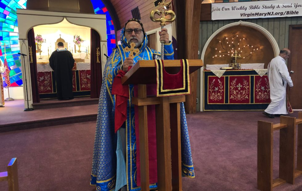 The Feast of the Assumption of the Virgin Mary in Paramus, NJ